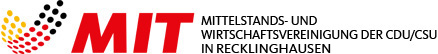 Logo der Mittelstands- und Wirtschaftsvereinigung der CDU Recklinghausen
