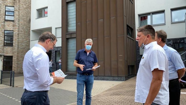 Geschäftsführer Ludger Blickmann im MIT Gespräch